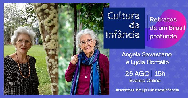 Cultura da Infância – Retratos de um Brasil Profundo