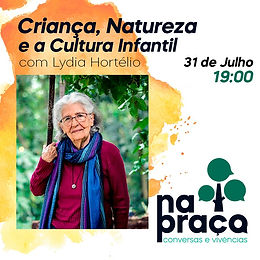 Criança, natureza, cultura infantil