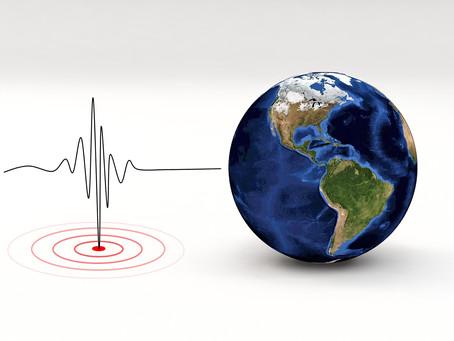 Zwei leichte Erdbeben am Morgen in Israel