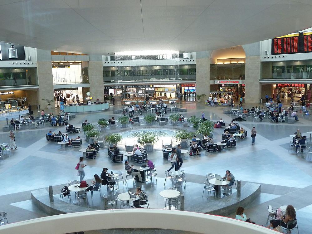 Mit sofortiger Wirkung werden Linienflüge und Lowcost Airlines am Terminal 3 am Ben Gurion Airport Tel Aviv abgefertigt.