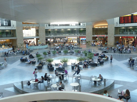 Terminal 1 am Ben Gurion Airport bleibt geschlossen