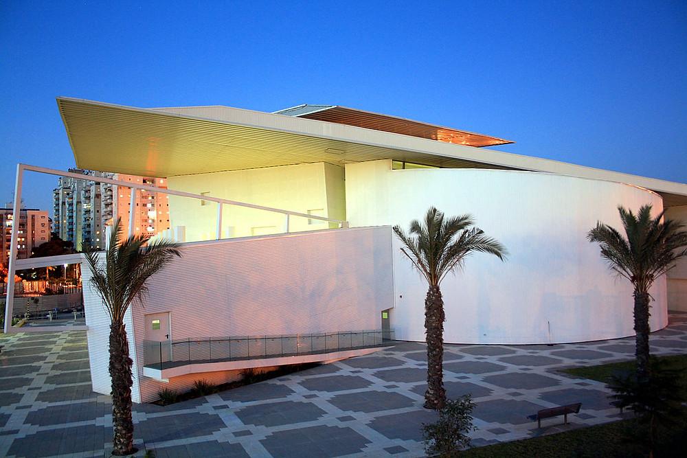 Das Yaacov-Agam-Kunstmuseum wurde in Rishon LeZion, der Heimatstadt des international gefeierten israelischen Künstlers Yaacov Agam eröffnet