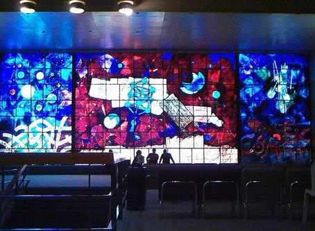 National Bibliothek in Jerusalem / Israel