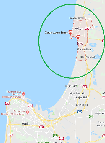 Im Norden Israels kannst du in Akko in die Vergangenheit reisen. Unterirdische Gänge laden dich zu einer Entdeckungsreise in der alten Kreuzfahrerfestung rein.