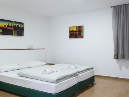 HI Ma´ayan Hostel in Israel