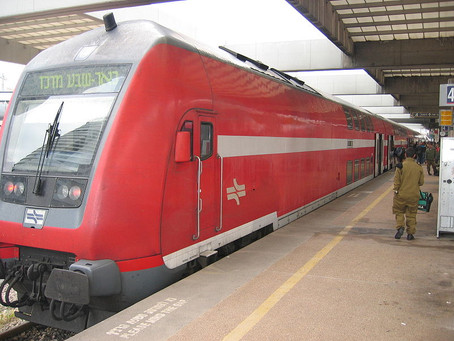 Israel Railways nimmt am 16. Mai 2020 Betrieb wieder auf