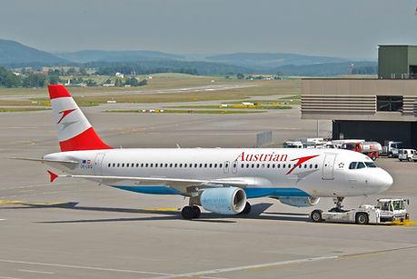 Austrian Airlines  Flüge Österreich nach Israel  - Tel Aviv    ab  8.6.2020  OS  857  Wien - Tel Aviv   OS  861  Wien - Tel Aviv  OS  859  Wien - Tel Aviv
