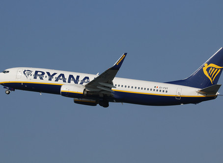 Rynair fliegt ab 1. Juni wieder nach Tel Aviv / Israel