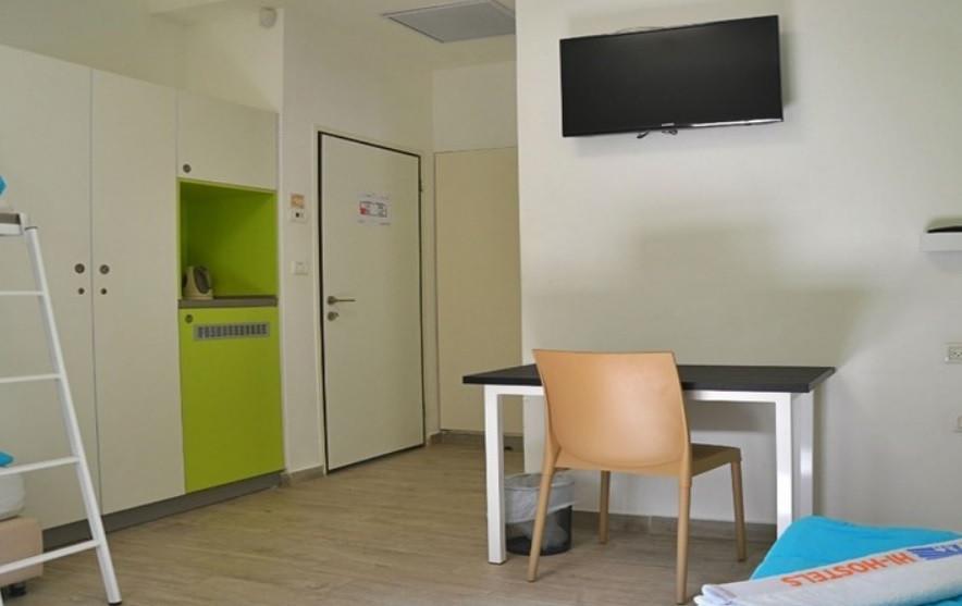 Die Jugendherberge Bnei Dan Tel Aviv bietet dir eine komfortable Unterkunft zu attraktiven Preisen und in hervorragender Lage direkt gegenüber dem Yarkon Park.