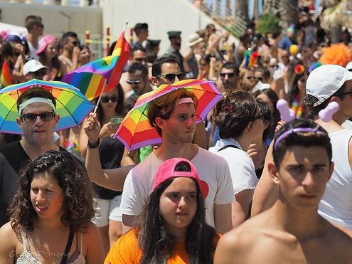 Tel_Aviv_Gay_Lgbt_Pride ein  tolerantes und erotisches Event in Tel Aviv Israel
