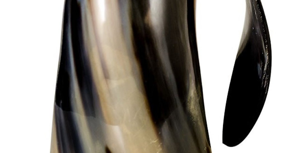 Large Horn Tankard