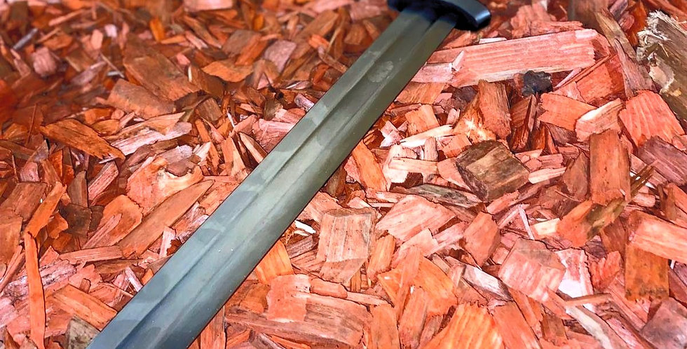 Three Lobe Viking Sword