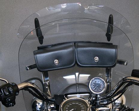 Bolsa Dupla Parabrisa Harley Davidson