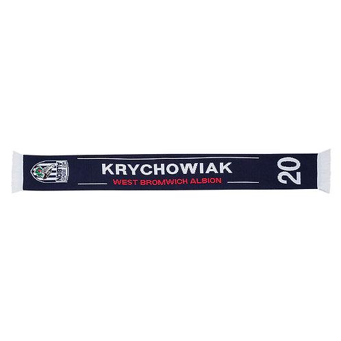 WBA - Krychowiak scarf