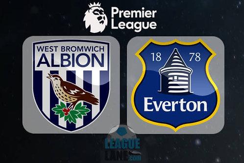 WBA v Everton - Adult - 13/01/2018