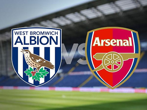 WBA v ARSENAL - 31/12/2017 - Junior