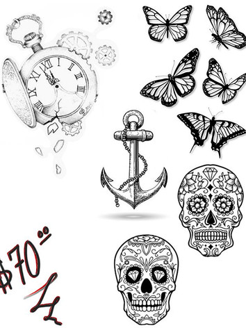 I put together a couple of flash sheets