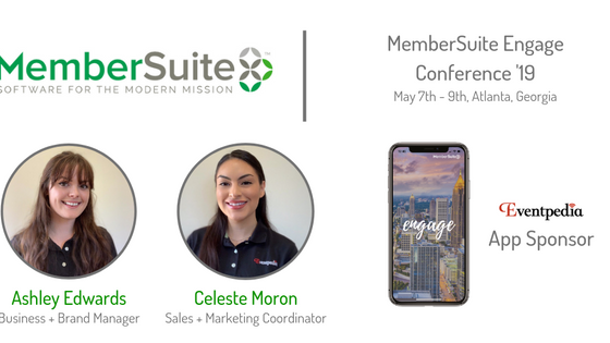 We're Sponsoring MemberSuite's Engage Conference App!
