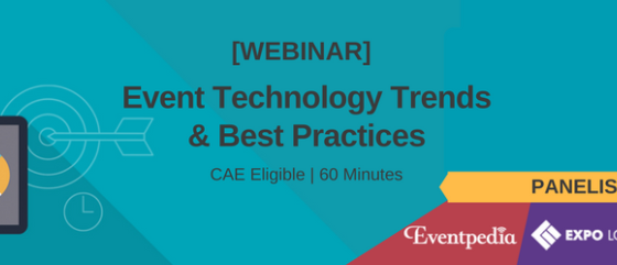 [Webinar] Event Technology Trends & Best Practices