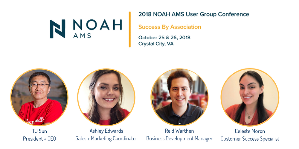 2018 NOAH AMS User Group Conference | Eventpedia Sponsors