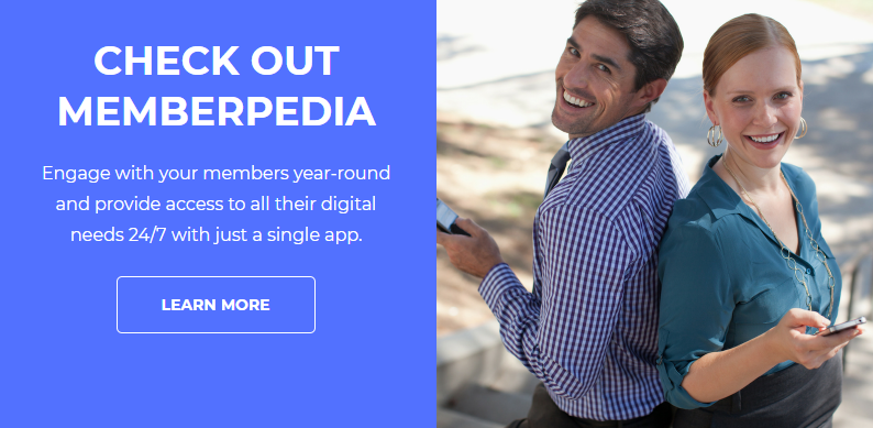 Memberpedia Member Engagement Apps