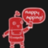 Happy Apping Robot | Eventpedia | Free Demo