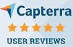 Capterra Five Star Review Status | Eventpedia