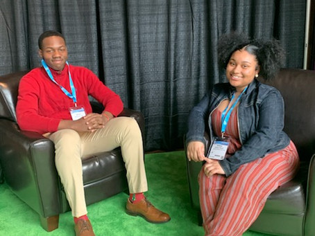 Dynamic Seniors Attend Conference on College Composition and Communication