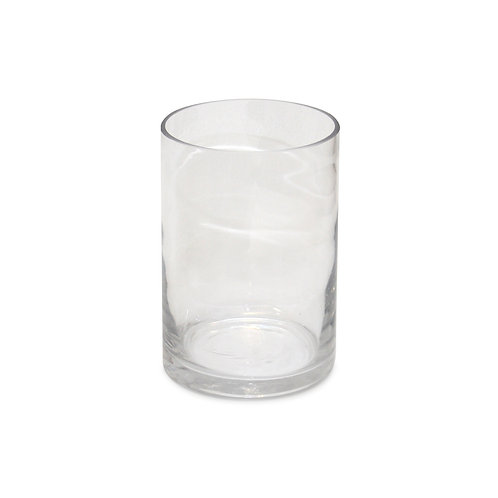 Small Glass Cylinder Vase