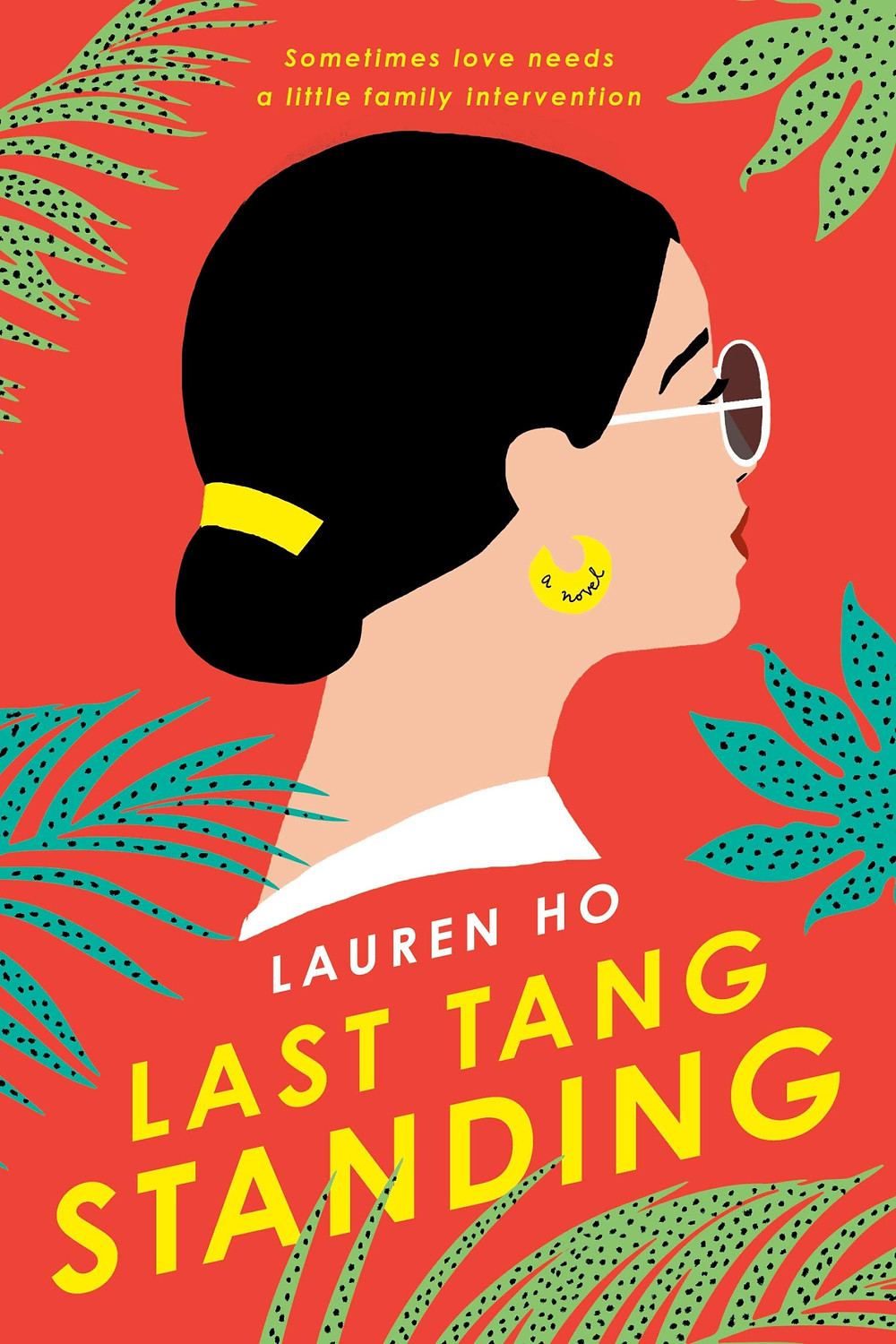 book cover of last tang standing by lauren ho