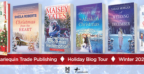 Harlequin's Holiday Blog Tour: A Wedding in December