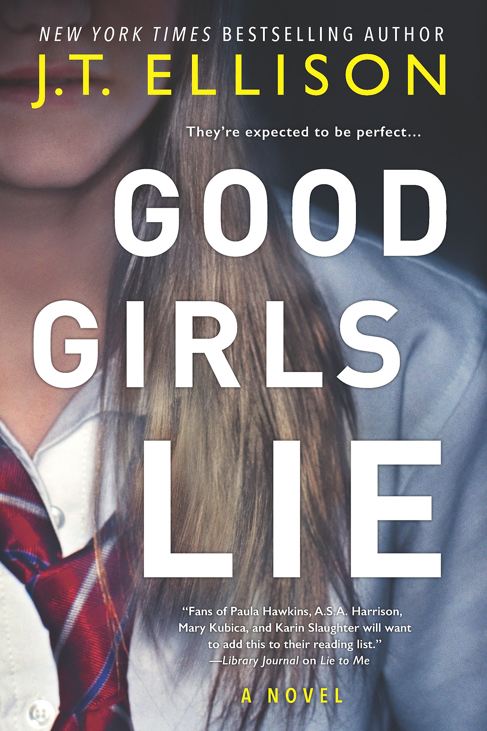 Good Girls Lie J.T. Ellison harlequin