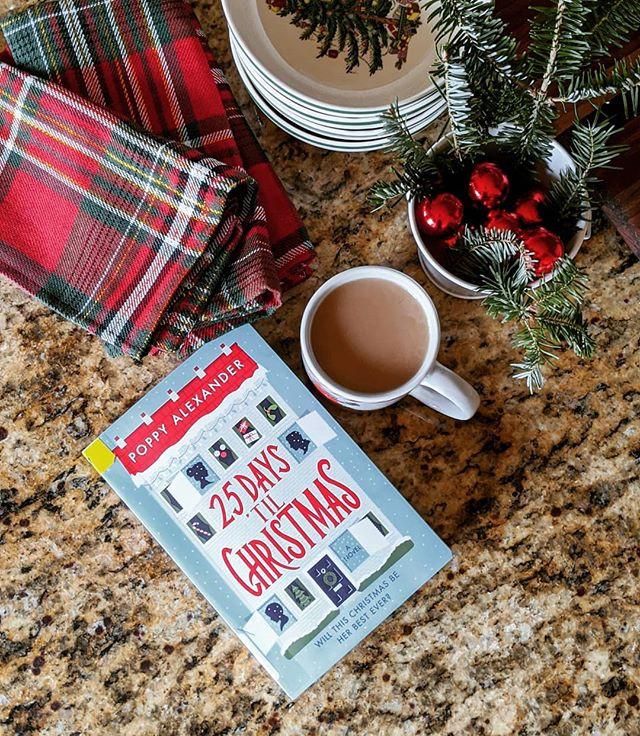 25 days til christmas bookster jess