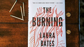 New Book Alert: The Burning by Laura Bates