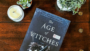 New Book Alert: The Age of Witches by Louisa Morgan