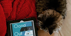 Book Review: Oona Out of Order by Margarita Montimore