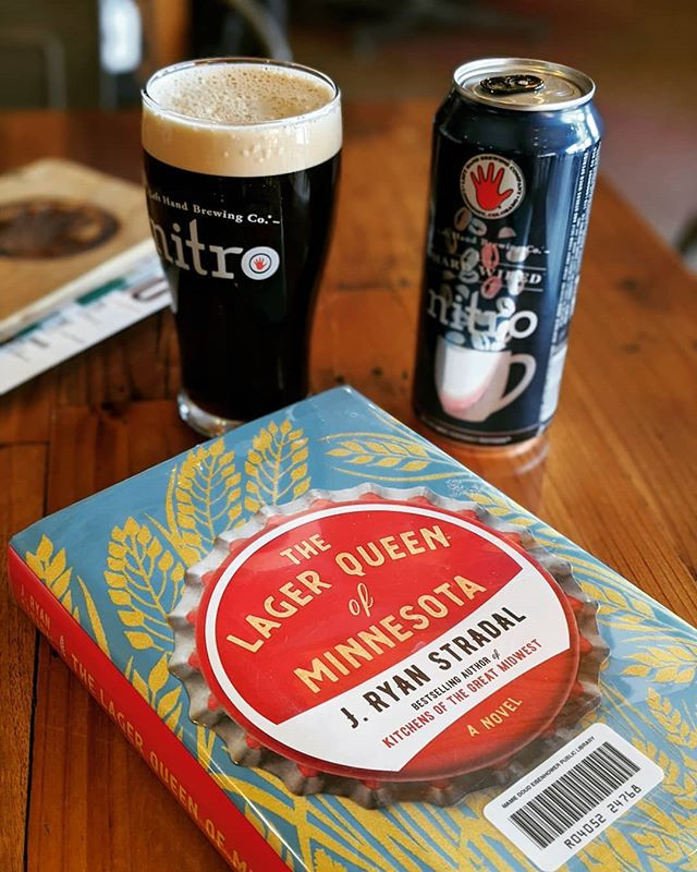 bookster jess Lager Queen of Minnesota review