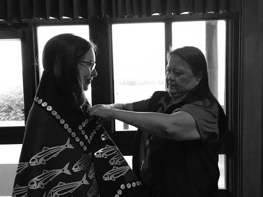Yaaw Sháawu HERRING WOMEN FILM PROJECT (in process)