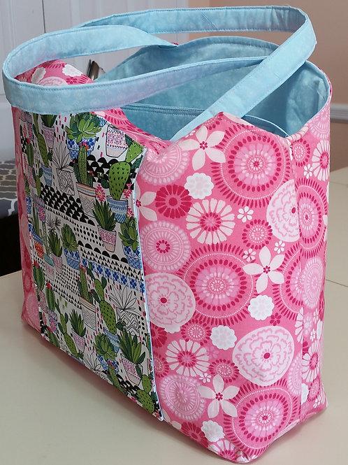 Divider Tote Bag