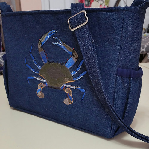 Blue Crab Purse  PLACE AN ORDER