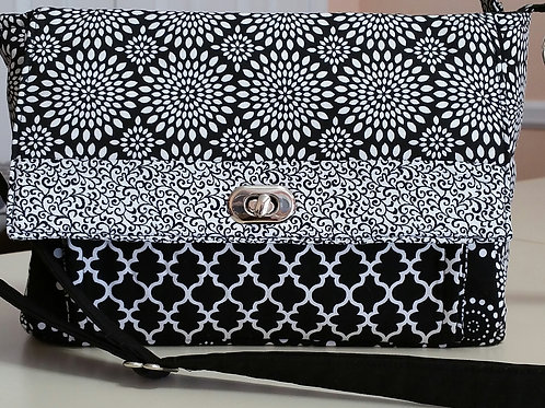 Black and White Surprise Purse
