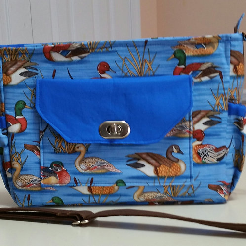 Quackers Purse