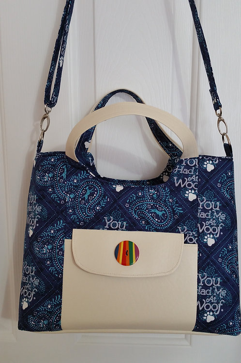 Dog Lover's Purse (made in the USA by the Chesapeake Bay)