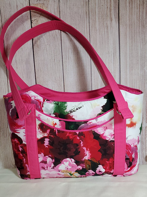 Summer Purse/Tote Bag (made in the USA at the Chesapeake Bay)