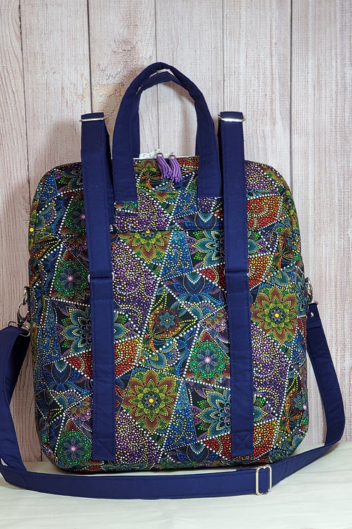 Book Bag Back Pack (made in the USA by the Chesapeake Bay)