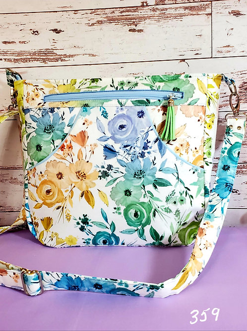 Colorful Spring Purse