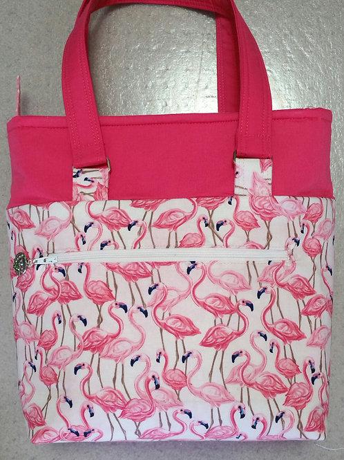 Flamingo Flaunting  Purse