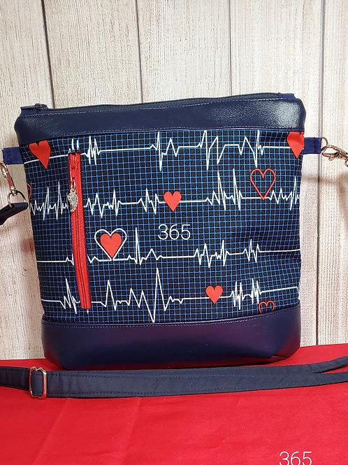 EKG Nurse Purse