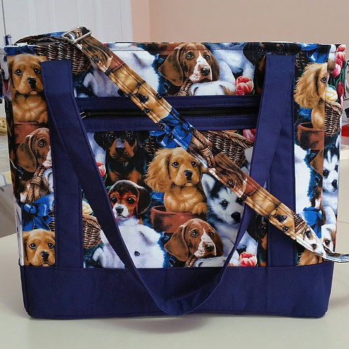 Puppies to Tote