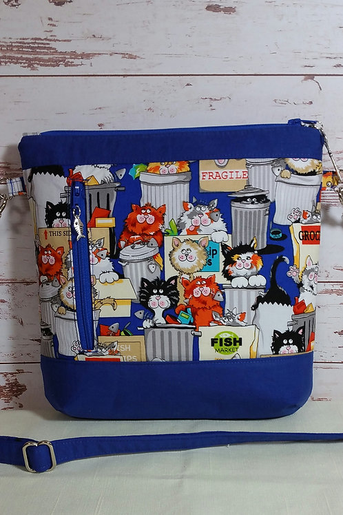 Cats in the Alley Bag